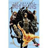 Uncanny Inhumans Vol. 1- Time Crush - Marvel