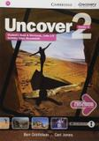 Uncover 2a combo sb with online wb and online practice - 1st ed - Cambridge university