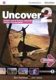 Uncover 2b combo sb with online wb and online practice - 1st ed - Cambridge university