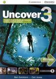 Uncover 3a combo sb with online wb and online practice - 1st ed - Cambridge university