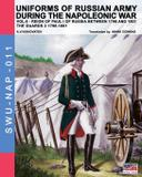 Uniforms of Russian army during the Napoleonic war vol.6 - Luca cristini editore