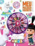 Universal - cores - fluffy - meu malvado favorito - Difusao cultural do livro