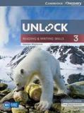 Unlock 3 - sb and online wb reading e writing skills - Cambridge do brasil