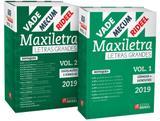 Vade Mecum Maxiletra Rideel - 2 Volumes Letra Grande