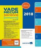 Vade Mecum Saraiva Compacto - 2018 - 20 Ed