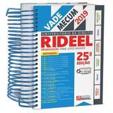 Vade Mecum Universitário De Direito Rideel - 25ª Edição (2019)