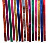Varal De Fitas Metalizadas Multicolor - 100 Metros - Badulake