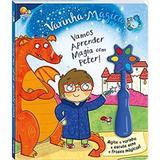 Varinha Magica Ii: Vamos Aprender Magia Com Peter - Todo livro