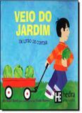 Veio do Jardim: Um Livro de Contar - Matemática Para Crianças - Hedra educacao - dsp