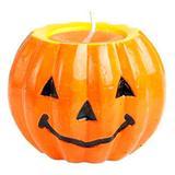 Vela Abóbora Halloween - Festabox