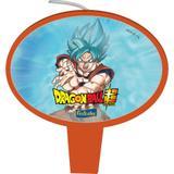 Vela de Aniversário Dragon Ball Super Festcolor - Festabox