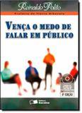 VENCA O MEDO DE FALAR EM PUBLICO - 8ª ED - Saraiva literatura