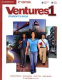Ventures 1 sb with audio cd - 2nd ed - Cambridge university