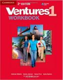Ventures 1 wb with audio cd - 2nd ed - Cambridge university