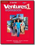 Ventures 1 wb with audio cd - 2nd ed - Cambridge