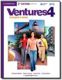 Ventures 4 sb with audio cd - 2nd ed - Cambridge