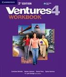 Ventures 4 - Workbook - 02 Ed - Cambridge