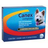 Vermífugo Canex Composto 500mg - Ceva