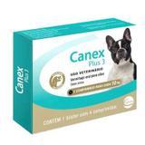 Vermífugo Canex Plus 3 - Cães até 10 kg - Ceva