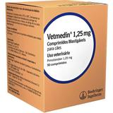 Vetmedin 1 25 mg pote c/50 comp. mastigavel validade 10/21 - Boehring