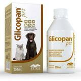 Vetnil Glicopan Pet 250ml  Complexo Vitamínico  Um