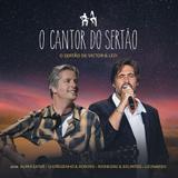Victor  Léo - O Cantor do Sertão - CD - Som livre
