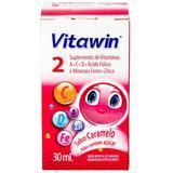 Vitawin 2 Líquido Sabor Caramelo 30ml