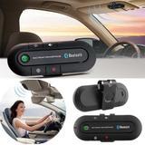 Viva Voz para SmartPhone Bluetooth Veicular 4.1 Atende 2 Chamadas Simultâneas 02774 - Dmix