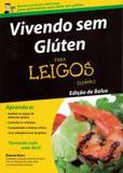 Vivendo sem gluten para leigos - pocket - Alta books