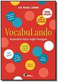 Vocabulando: vocabulario pratico ingles - portugue - Disal editora