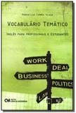 Vocabulario tematico - ingles para profissionais e - Ciencia moderna