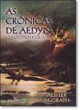 Voo dos Exilados, O - Vol.2 - Trilogia As Crônicas de Aedyn - United press - hagnos