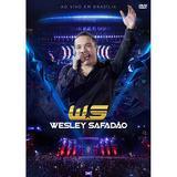 WesleySafadão - Ao Vivo Em Brasília - DVD - Som livre
