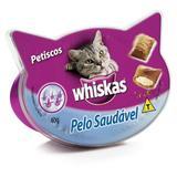Whiskas Temptations Pelo Saudável para Gatos- 40g