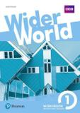 Wider World 1 Wb With Ol Hw Pack