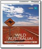 Wild australia book with online access - Cambridge