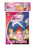 Winx Club - Solapa média com 8 livros - Todolivro