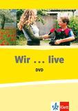 Wir... live - dvd + booklet neu - Klett