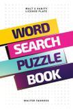Word Search Puzzle Book - New leaf media, llc