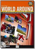 World around - students book with audio cd - Helbling