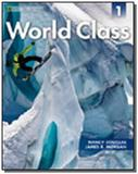 World Class 1B - Combo Split  + CDROM - Cengage