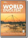 World English 2 - Student Book with Cd-Rom - Cengage