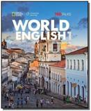 World English - 2nd Edition - 1 - Combo Split B with CD-ROM - Cengage