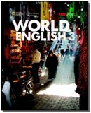World English - 2nd Edition - 3 - Student Book + CD-Rom - Cengage