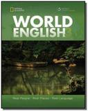 World English 3 - Combo B Split With Cd-Rom - Cengage