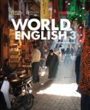 World english 3 sb with cd-rom - 2nd ed - National geographic  cengage elt