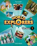 World explorers 1 cb - 1st ed - Oxford university