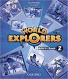 World Explorers 2 - Activity Book - Oxford
