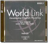 World link 2 - audio cd (pack of 2) - Cengage