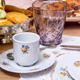 Xícara de Café de Porcelana com Pires Stans - Maria pia casa
